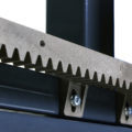 Camas Schiebetore Detail Zahnstange