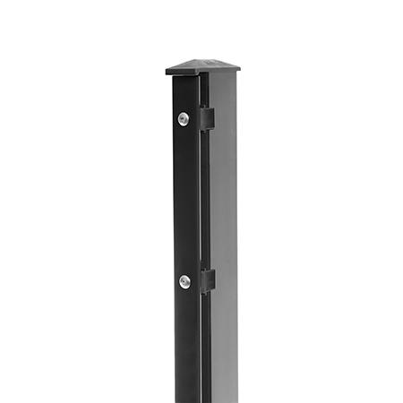 Camas Pfosten Typ 2 mit Clip anthrazit 1030mm