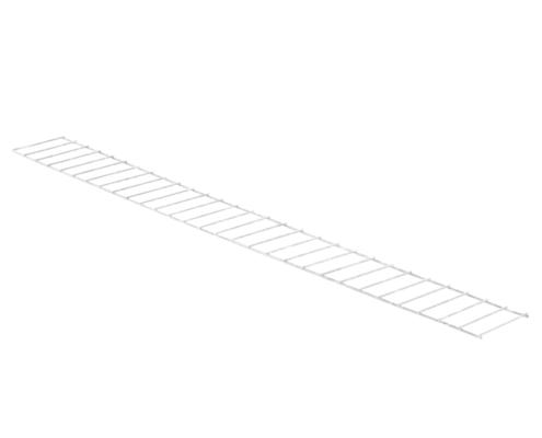 Camas Gabionen Zubehör - Gabionen Abdeckung 2,5m verzinkt