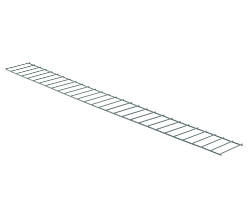 Camas Gabionen Zubehör - Gabionen Abdeckung 2,5m moosgrün