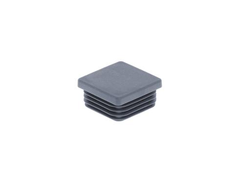 Pfosten Zubehör - Kunststoff Pfostenkappe 40x40 anthrazit