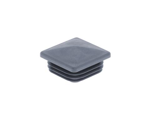 Pfosten Zubehör - Kunststoff Pfostenkappe 60x60 anthrazit