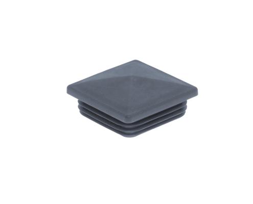 Pfosten Zubehör - Kunststoff Pfostenkappe 80x80 anthrazit